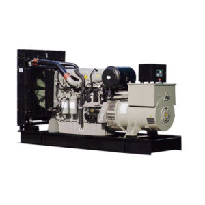 Kpc176 176kVA 140kw 128 kw/160kVA Cummins 6btaa5.9g 50Hz12 Grupo Gerador eléctrico de gasóleo
