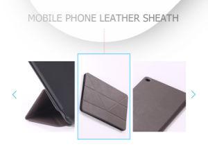Plegable Retro Flip cuero pu Tablet móvil caso