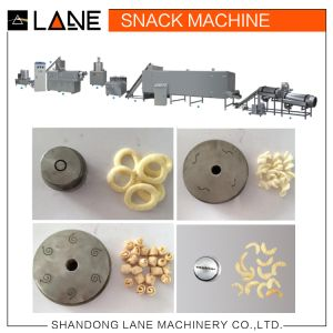 Automatischer Reis/Signalhörner/Plätzchen/gebratene Imbiss-Nahrungsmittelmaschine