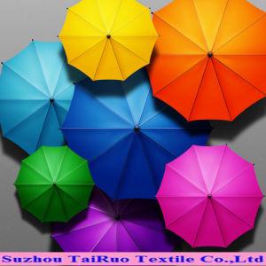 210t Poli Taffeta com tecido de guarda-chuva para impermeável