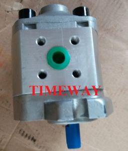 Pompe à engrenages CBW-F205-AFP haute pression de pompe à huile hydraulique