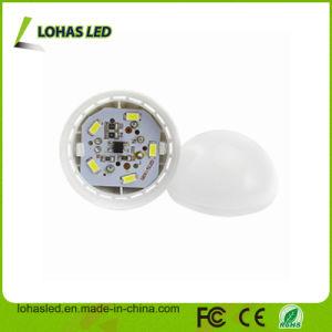 China Fornecedor plástico LED a lâmpada economizadora de energia RoHS Ce de alta potência de luz lâmpada LED SMD 7 W5730 Lâmpada LED