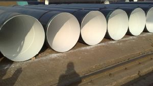 ガスのためのAnti-Corrosion上塗を施してあるライン管か継ぎ目が無い鋼管