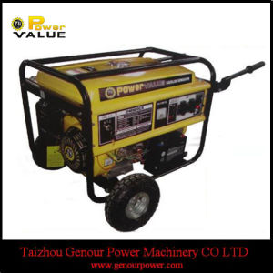 Цена Factoty Китай 5 квт 5 КВА аварийных генераторов для дома