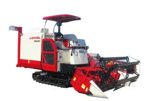Lovol Crawler, 2.0m Cutting Width, 88HP, RG40 Rice Combine Harvester