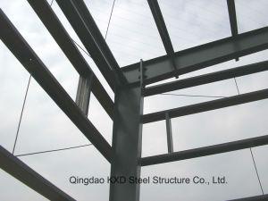 P345b de la luz de prefabricados de estructura de acero de construcción (KXD-SSB10)