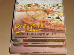 Coins de verrouillage de la stabilité et la durabilité de la Pizza Box (BCC0235)