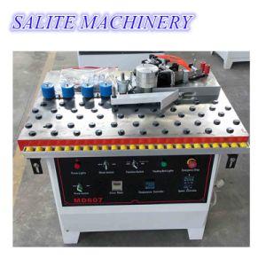熱い販売の木工業機械装置MD607のハイエンド優れた手動端のバンディング機械