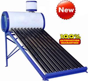 100L低圧の3L太陽補助タンクが付いている太陽給湯装置
