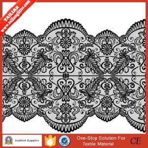 Women Garmentのための2016年のTailian Mesh Fabric Embroidery Lace