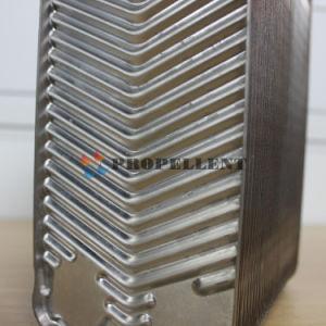 銅によってろう付けされる版の熱交換器をインストールすること容易