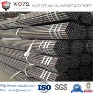Mild Koolstof Gelast Metaal Mej. Black Iron Steel Pipe Buis