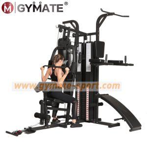 Equipamento de fitness Gymate Body Building Multi Ginásio Ginásio inicial da estação