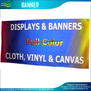 Bandiera d'attaccatura del vinile di pubblicità esterna di buona qualità (J-NF26P07022)