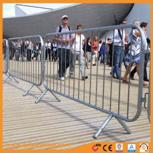 Metales Acero Galvanizado en caliente el tráfico de la barrera de control de multitudes