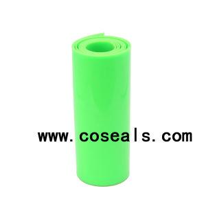 深緑色の溶接のプラスチックPVCストリップのカーテン