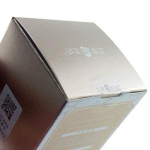 주문 Foldable 금 종이 장식용 상자 포장