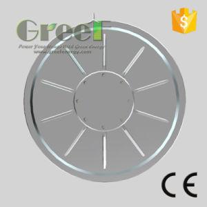 1000W 1Kw 180rpm bajas rpm bajo par el bajo peso Coreless generador eólico de imán permanente, de Flujo Axial Generador Coreless