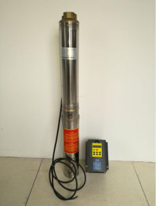 深い井戸のための太陽水ポンプ