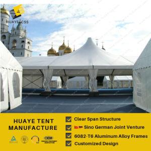 transparentes Zelt der Geodäsieabdeckung-10m für Partei