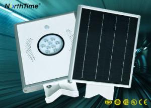 8W立場Alone Solar Panel Power 通りLight ポーランド人を使って