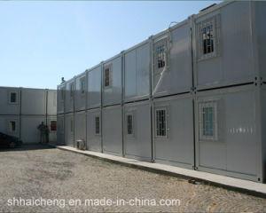 Prêt fait à faible coût de conteneurs préfabriqués Chambre avec ...