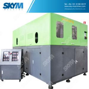 Ventilador automático da máquina de molde do sopro do frasco do animal de estimação