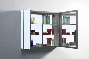 30 Salle De Bains Moderne Armoire Miroir La Mdecine En Aluminium