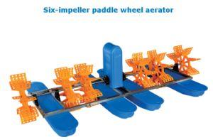 Roda de pás Six-Impeller Máquinas Finshery aerador