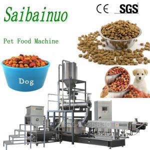 100-3000kg/Hr het industriële Automatische Natte Droge Dierlijke Voer die van de Vissen van de Extruder van het Voedsel van de Kat van de Hond van het Huisdier de Plant van de Maker van de Verwerking van de Lopende band van de Machine Maken