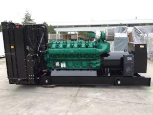1200KW Yuchai 1500kVA Groupe électrogène Diesel pour source d'alimentation