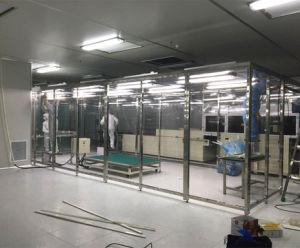 Ordinateur portable de haute qualité pharmaceutique salle de douche d'air propre stand propre