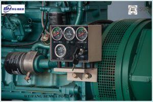 Marathon de générateur de gaz naturel avec l'alternateur