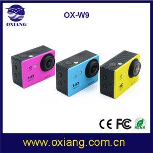 2015 macchina fotografica piena impermeabile di sport del nuovo prodotto HD 1080P WiFi, mini sport DV 1080P di HD con la funzione di telecomando
