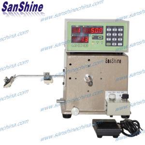 SMT/SMD Inductors-Drum inductores de núcleo de la máquina de bobinado (SS-100A)