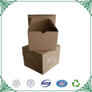 Крафт-бумаги Moistureproof транспортировочная упаковка коробки высокой прочности упаковки почтовых ящиков