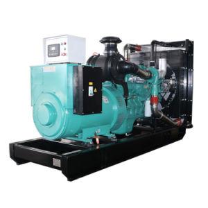 発電機は中国からディーゼル機関に動力を与えた