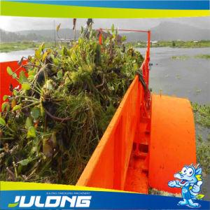 販売のための藻かSargassum/Enteromorphaの切断および収集の船