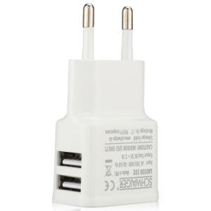 2018 Doppel-USB-Aufladeeinheits-multi Kanal USB-Aufladeeinheiten bewegliche USB-Aufladeeinheit