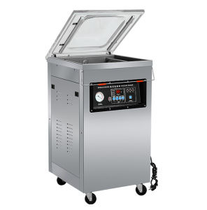 Dz400 Vide semi-automatique de l'emballage commercial de la machine utilisée