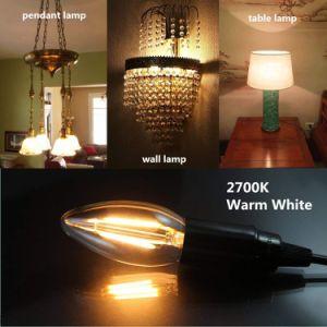 Vintage Edison LED spot ampoule ST64 A60 C35 G80 T45 2W 4W 6W 8W LED Flexible en spirale FILAMENT LAMPE décoratifs E27 blanc chaud à base de la vis de 2200K LAMPES D'ÉCLAIRAGE
