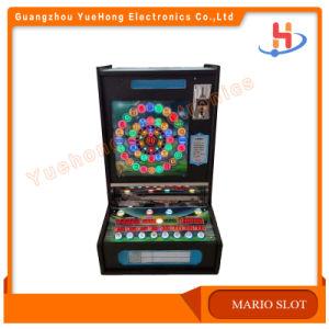 L'Afrique Amérique du Sud de la chance de Jackpot Award Mario Slot Machine