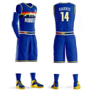 separation shoes dd1c1 ed0cd Todo el equipo Nuggets de Denver Gary Harris Swingman Jersey ...