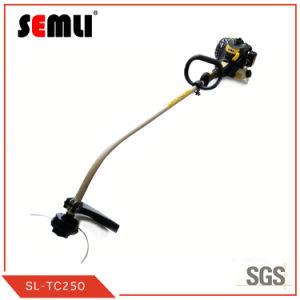 Portátil de la fábrica China de gasolina de 25cc Trimmer de malas hierbas del cortador de cepillo para las mujeres usan con SGS