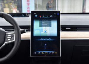 La velocidad de 110km SUV de 400km de coche eléctrico kilometraje