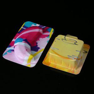 L'impression haut de gamme personnalisé Pet bac d'emballage sous blister