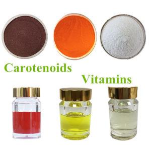 Витамины и Carotenoids (Витамин E A D3 Beta-Carotene Lutein) пищевая добавка