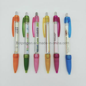 Usine de papeterie la fabrication de stylos à bille promotionnel populaire avec la bannière Custom
