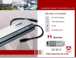 Sensor Operated Sliding Glass Door Opener (SN-GM1-P/16 192H)