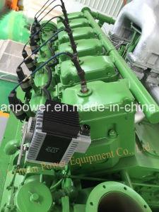 AC Trifásico gerador de gás de carvão com motor de turbina a gás
